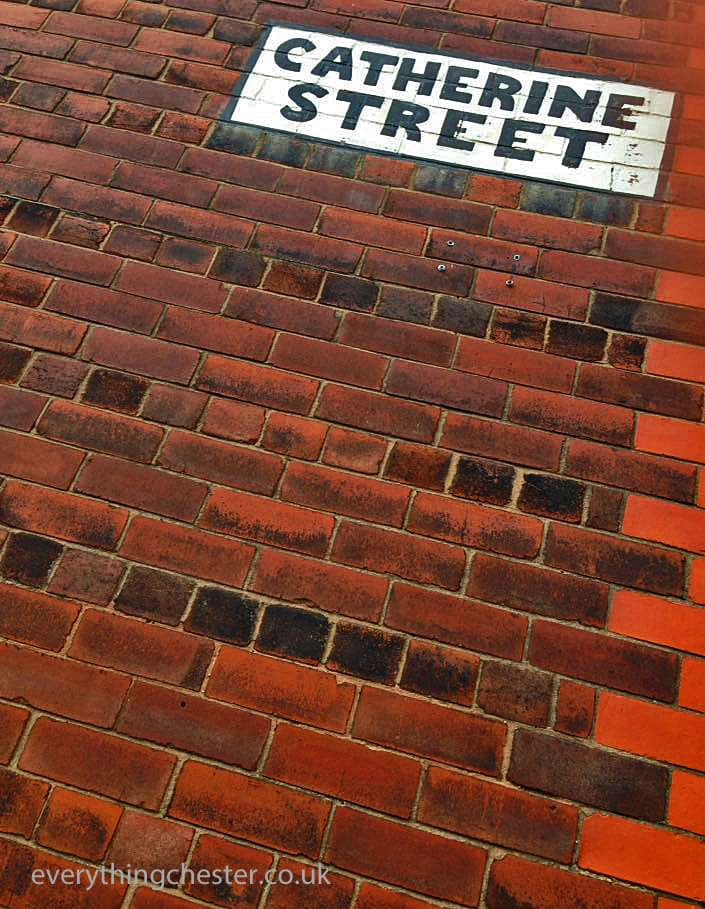 Catherine Street Chester