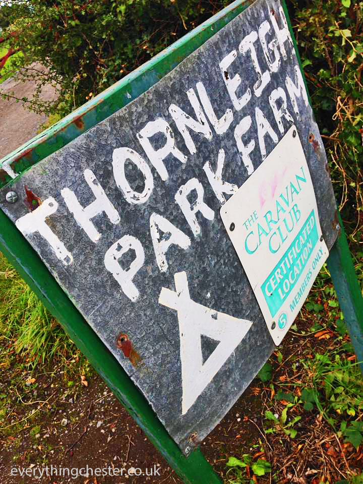 Thornleigh Park Farm Higher Ferry Chester Camping