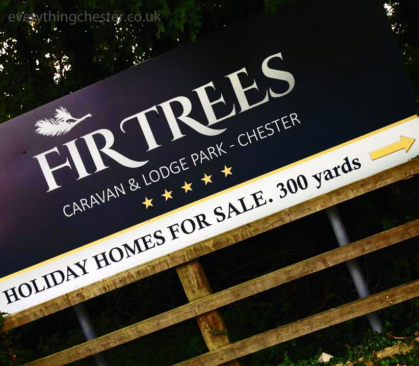 Fir Trees Caravan and Lodge Park Chester