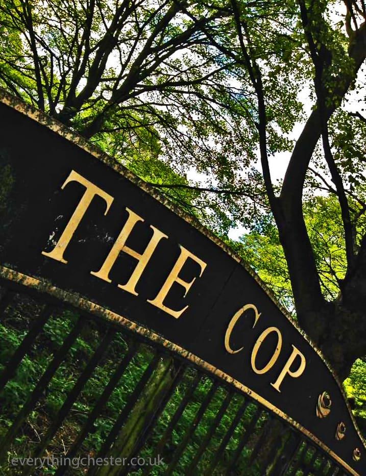 The Cop Park Near Chester Racecourse