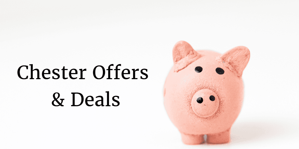 Chester Offers Chester Deals Chester Money Cheshire