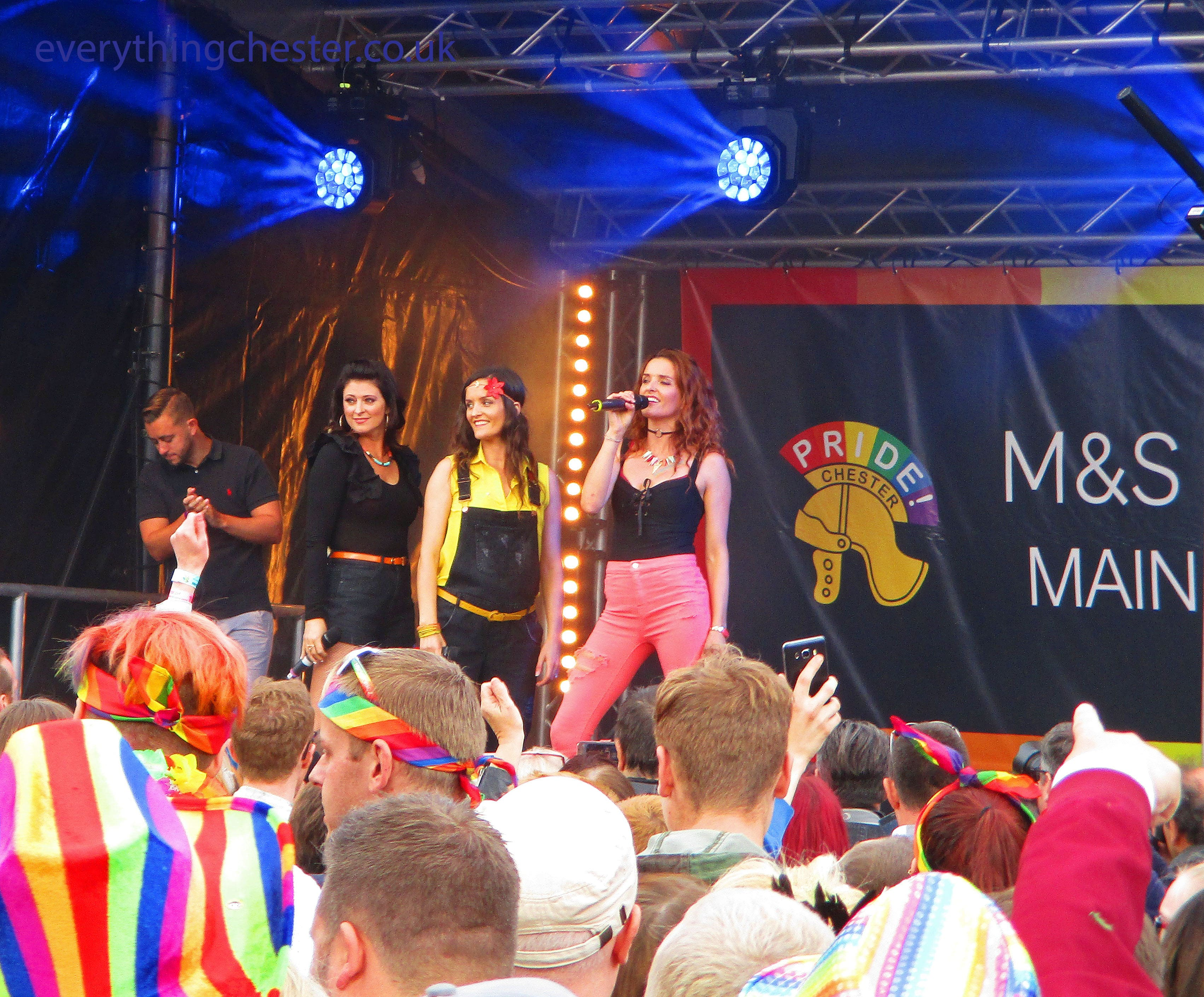 chester pride 2017 bwitched c'est la vie b*witched