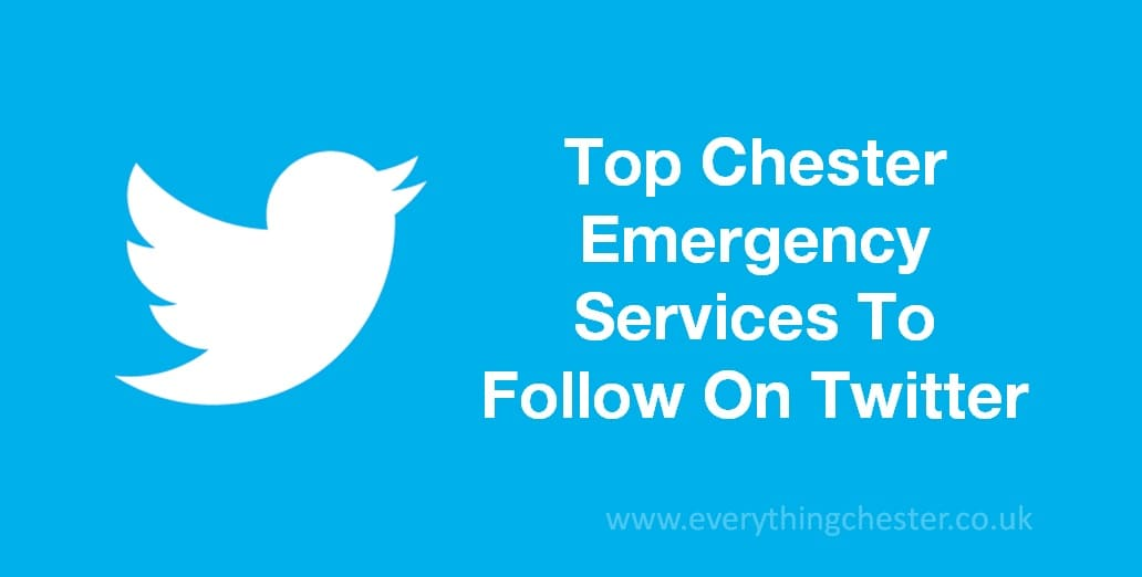 Top Chester Emergency Services Twitter Accounts