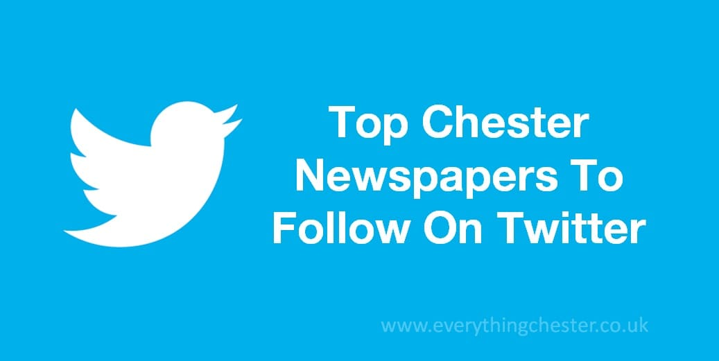 Top Chester Newspaper Twitter Accounts